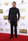 LOS ANGELES - JAN 16:  Marlon Wayans arrives to the Critics' Choice Movie Awards 2014  on January 16