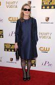 LOS ANGELES - JAN 16:  Meryl Streep arrives to the Critics' Choice Movie Awards 2014  on January 16,