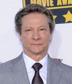 LOS ANGELES - JAN 16:  Chris Cooper arrives to the Critics' Choice Movie Awards 2014  on January 16,