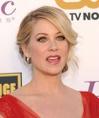 LOS ANGELES - JAN 16:  Christina Applegate arrives to the Critics' Choice Movie Awards 2014  on Janu
