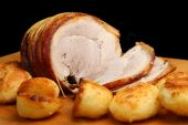 Roast Pork With Potatoes