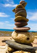 pic of fulcrum  - Zen Pebbles Sustainable Growth - JPG