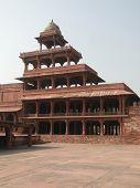 Harem Palace Of Red Sandstone