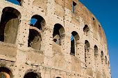 Roman empire colloseum
