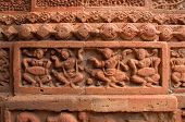 Figurines Made Of Terracotta, Bishnupur , India