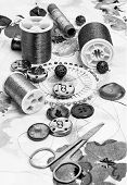 accessories for embroidery and sewing
