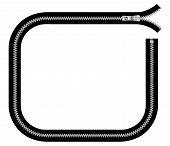 Zipper Frame