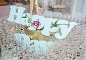 foto of wedding table decor  - Wedding decor - JPG