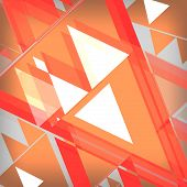 Background Abstrac Orange