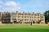 Merton college, Oxford.