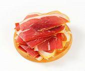 Prosciutto crudo - Italian dry-cured ham