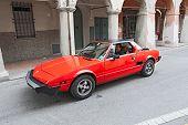 Vintage Fiat X1/9