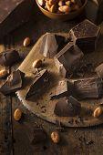 Organic Dark Chocolate Chunks