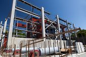 Cogeneration Plant Construction Process