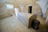 Joseph's Tomb In Nablus