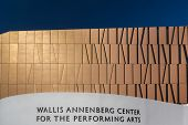 Wallis Annenberg Center For The Performing Arts