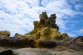 Eagles Nest beach, Victoria coastal view, Australia.