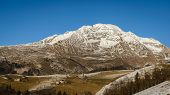 picture of italian alps  - A nice view of Arera alp it is 2500 meter highest - JPG