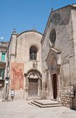 Altamura churches. Apulia.