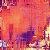 Abstract grunge background. With different color patterns: purple (violet); pink; blue; red (orange); yellow (beige)