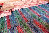 Carpet Of A Bedouin Camp