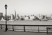 Hoboken boardwalk