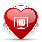 hd display valentine icon