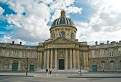 Institut De France In Paris (french Academy Of Sciences)