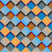 picture of rhombus  - Seamless background pattern - JPG
