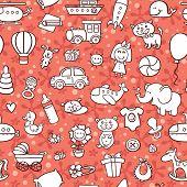 Baby goods pattern