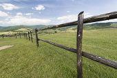 stock photo of pieniny  - meadows mountains beskidian beskid Pieniny nature highland - JPG