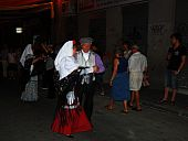 Madrileños dancing