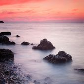 picture of promontory  - Seascape - JPG