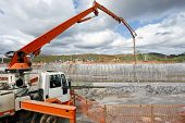stock photo of foundation  - Construction - JPG