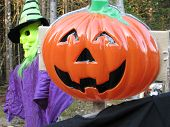 Halloween Decos
