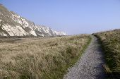 Path And Cliffs