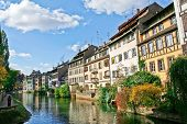 la petite France, Strasbourg, south France
