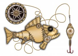 image of steampunk  - Steampunk style - JPG