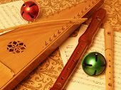 Psaltery - Recorders Detail