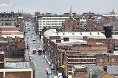 foto of west midlands  - Birmingham in West Midlands England - JPG