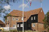 Brick And Tile Clubhouse. Bosham.