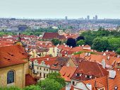 Old city. Prague. Czechia
