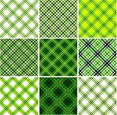 Textile seamless patterns.