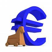 Caballo de Troya dentro de la zona del Euro