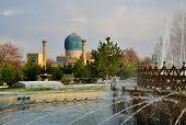 Mausoleum Gur-e Amir