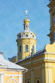 Church At Petropavlovskaya Fortress - Saint-petersburg
