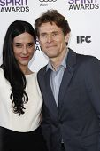 SANTA MONICA, CA - FEB 25: Willem Dafoe at the 2012 Film Independent Spirit Awards on February 25, 2