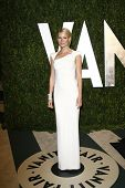 WEST HOLLYWOOD, CA - FEB 26: Gwyneth Paltrow at the Vanity Fair Oscar Party at Sunset Tower on February 26, 2012 in West Hollywood, California.