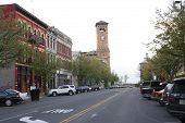 Downtown Tacoma Main Street