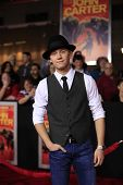 LOS ANGELES, CA - FEB 22: Jason Dolley at the world premiere of 'John Carter' on February 22, 2012 a